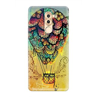 Huawei Honor 6X Printed Cover By CareFone