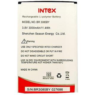 Intex Aqua Trend Li Ion Polymer Replacement Battery BR3085BY