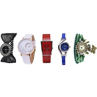 i DIVAS  STYLE GURU COMBO FRESH TRENDZ Analog Watch - For Girls, Women