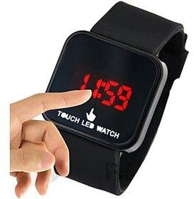 i DIVAS  Boys LED Watch Red  Black Colour