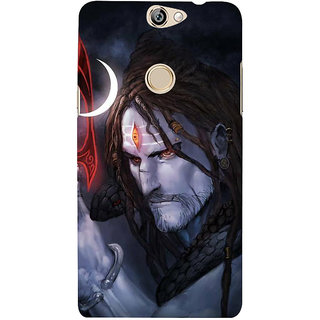 IFasho Designer Back Case Cover For Coolpad Max (Siva Zibo China Deoghar)