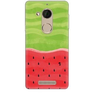 Coolpad Note 5 Printed Back Cover By CareFone