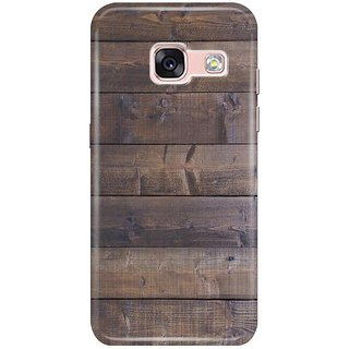 Samsung Galaxy A5 2017 Printed Cover By CareFone
