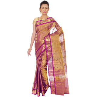 mahaveer designers kanchipuram jari silk sarees