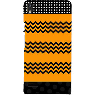 IFasho Designer Back Case Cover For Huawei Ascend P6 (Facebook Login Big Lip Liner)
