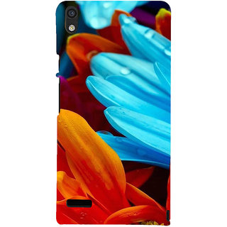 IFasho Designer Back Case Cover For Huawei Ascend P6 (Design Data Book  Girls Fashion)