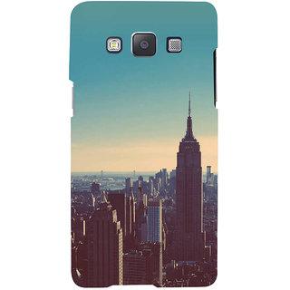 Ifasho Designer Back Case Cover For Samsung Galaxy A3 (2015) :: Samsung Galaxy A3 Duos (2015) :: Samsung Galaxy A3 A300F A300Fu  A300F/Ds A300G/Ds A300H/Ds A300M/Ds (Cities Haerbin China Siliguri)