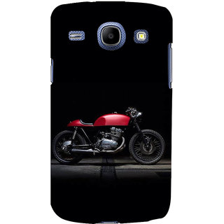 Ifasho Designer Back Case Cover For Samsung Galaxy Core I8260 :: Samsung Galaxy Core Duos I8262 (Deviant Art Garmin Car)