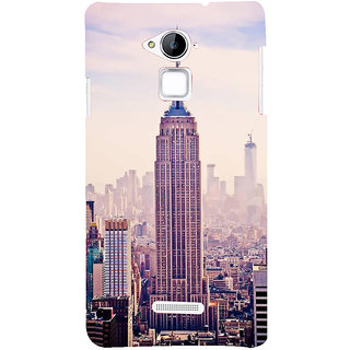 IFasho Designer Back Case Cover For Coolpad Note 3 (Cities Chicago (Il) Usa Vasai-Virar)