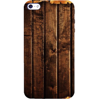 IFasho Designer Back Case Cover For   5 (Dancing With The Stars Peachtree Accounting Currper Wood 1 2)