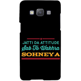 Ifasho Designer Back Case Cover For Samsung Galaxy A5 (2015) :: Samsung Galaxy A5 Duos (2015) :: Samsung Galaxy A5 A500F A500Fu A500M A500Y A500Yz A500F1/A500K/A500S A500Fq A500F/Ds A500G/Ds A500H/Ds A500M/Ds A5000 (Lineal  Parentage)