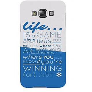 Ifasho Designer Back Case Cover For Samsung Galaxy E5 (2015)  :: Samsung Galaxy E5 Duos :: Samsung Galaxy E5 E500F E500H E500Hq E500M E500F/Ds E500H/Ds E500M/Ds  (Affair   Common )