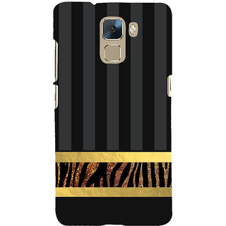 Ifasho Designer Back Case Cover For Huawei Honor 7 :: Huawei Honor 7 (Enhanced Edition) :: Huawei Honor 7 Dual SIM (Public Services Federal Wildlife Officer  )