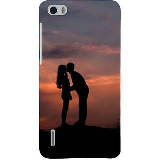Ifasho Designer Back Case Cover For Huawei Honor 6 (Equivalence  Craigslist)