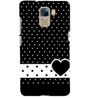 Ifasho Designer Back Case Cover For Huawei Honor 7 :: Huawei Honor 7 (Enhanced Edition) :: Huawei Honor 7 Dual SIM (Love Design Love At The Time Of Cholera Love Forever Rajpath K Love Keychain)