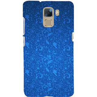 Ifasho Designer Back Case Cover For Huawei Honor 7 :: Huawei Honor 7 (Enhanced Edition) :: Huawei Honor 7 Dual SIM (Aviation And Space Careers  Plant Specialist  )