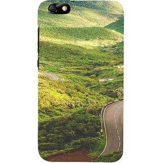 IFasho Designer Back Case Cover For Huawei Honor 4X :: Huawei Glory Play 4X (Road Scenary Rio De Janeiro Brazil Agra)
