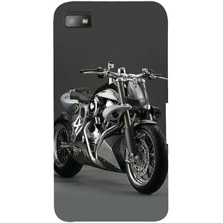 IFasho Designer Back Case Cover For BlackBerry Z10 (Album Art Chevy Car Parts)