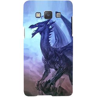 Ifasho Designer Back Case Cover For Samsung Galaxy A7 (2015) :: Samsung Galaxy A7 Duos (2015) :: Samsung Galaxy A7 A700F A700Fd A700K/A700S/A700L A7000 A7009 A700H A700Yd (Dragon Addis Ababa Ethopia Morena)