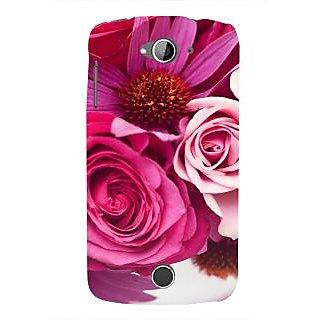 IFasho Designer Back Case Cover For Acer Liquid Z530 :: Acer Liquid Zade Z530S (Concert Rose Face Wash Rose 31 Blossoming)