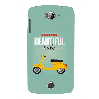 IFasho Designer Back Case Cover For Acer Liquid Z530 :: Acer Liquid Zade Z530S (Contact  Common)