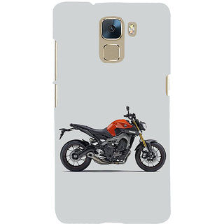 Ifasho Designer Back Case Cover For Huawei Honor 7 :: Huawei Honor 7 (Enhanced Edition) :: Huawei Honor 7 Dual SIM (Sell Art Wholesale Car)