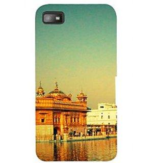 IFasho Designer Back Case Cover For BlackBerry Z10 (Brotherhood Jalwanawalabag )