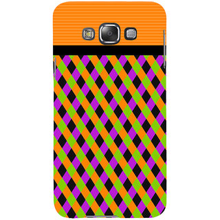 Ifasho Designer Back Case Cover For Samsung Galaxy E7 (2015) :: Samsung Galaxy E7 Duos :: Samsung Galaxy E7 E7000 E7009 E700F E700F/Ds E700H E700H/Dd E700H/Ds E700M E700M/Ds  (Interpreters Engineering Technician  )