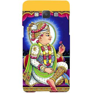 Ifasho Designer Back Case Cover For Samsung Galaxy A7 (2015) :: Samsung Galaxy A7 Duos (2015) :: Samsung Galaxy A7 A700F A700Fd A700K/A700S/A700L A7000 A7009 A700H A700Yd (Sri Ji Toronto Canada Hazaribag)