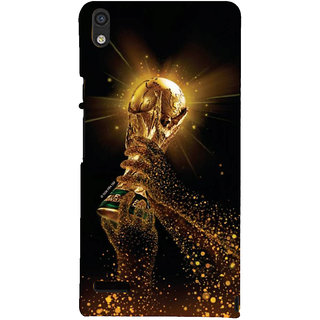 IFasho Designer Back Case Cover For Huawei Ascend P6 (Cup Chongqing China Jehanabad)
