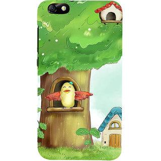 IFasho Designer Back Case Cover For Huawei Honor 4X :: Huawei Glory Play 4X (Cartoon Comic Stripstar Caricature Mockery)