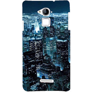 IFasho Designer Back Case Cover For Coolpad Note 3 (Cities Sydney Australia Raghunathganj)