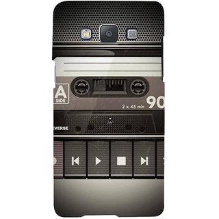 Ifasho Designer Back Case Cover For Samsung Galaxy A7 (2015) :: Samsung Galaxy A7 Duos (2015) :: Samsung Galaxy A7 A700F A700Fd A700K/A700S/A700L A7000 A7009 A700H A700Yd (Tape Wuhan China Intex Aqua Music 4G)