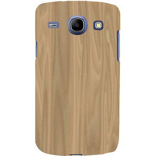 Ifasho Designer Back Case Cover For Samsung Galaxy Core I8260 :: Samsung Galaxy Core Duos I8262 (Lolicon Ls Island Wood Vegetable Cutter Board)