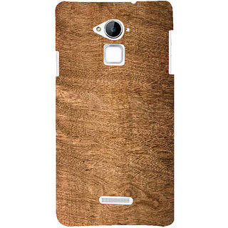 IFasho Designer Back Case Cover For Coolpad Note 3 (Imgsrc Weather Channel Wood Chisel)