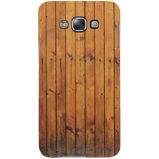 Ifasho Designer Back Case Cover For Samsung Galaxy E7 (2015) :: Samsung Galaxy E7 Duos :: Samsung Galaxy E7 E7000 E7009 E700F E700F/Ds E700H E700H/Dd E700H/Ds E700M E700M/Ds  (Sandra Model Ls Dreams Woodd 6 Inch Speakers)