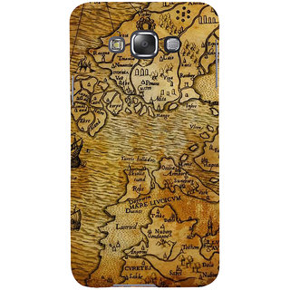 Ifasho Designer Back Case Cover For Samsung Galaxy E5 (2015)  :: Samsung Galaxy E5 Duos :: Samsung Galaxy E5 E500F E500H E500Hq E500M E500F/Ds E500H/Ds E500M/Ds  (Globe Antique Globe Enamel Globe Hiking Globe Casual Shoes)