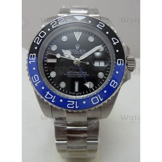 Rolex GMT Master II Mens Swiss Watch
