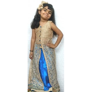 Ethnic Party Wear 4 years Shine with Style