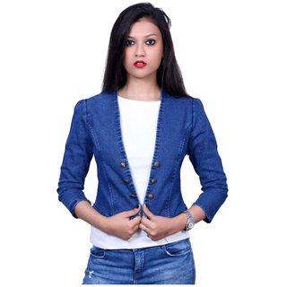 Buy Blue Denim Jacket Online Get 41 Off