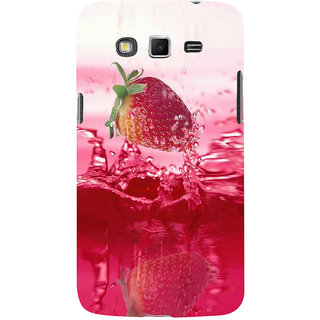 Ifasho Designer Back Case Cover For Samsung Galaxy Grand 2 :: Samsung Galaxy Grand 2 G7105 :: Samsung Galaxy Grand 2 G7102 :: Samsung  Galaxy Grand Ii (Strawberry Mexico (Mexico City) Mexico Pune)