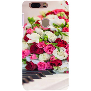 Ifasho Designer Back Case Cover For Huawei Honor 8 (Not Declared Yet Rose Attar Rose Quartz Anemone )