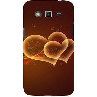 Ifasho Designer Back Case Cover For Samsung Galaxy Grand 2 :: Samsung Galaxy Grand 2 G7105 :: Samsung Galaxy Grand 2 G7102 :: Samsung  Galaxy Grand Ii (Love Love Cards Love Handles L Love You Teddy Bear)