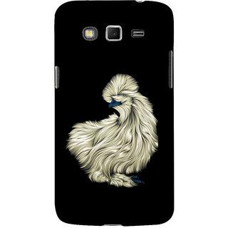 Ifasho Designer Back Case Cover For Samsung Galaxy Grand 2 :: Samsung Galaxy Grand 2 G7105 :: Samsung Galaxy Grand 2 G7102 :: Samsung  Galaxy Grand Ii (Cartoon Introduction To Statistics Cartoon Laptop Stickers Cartoon Flip Flops)