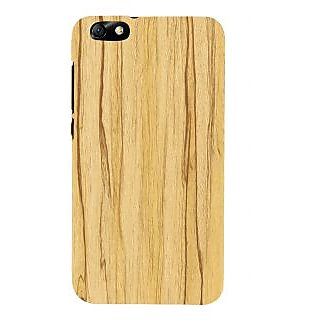 IFasho Designer Back Case Cover For Huawei Honor 4X :: Huawei Glory Play 4X (Altavista Cnet Wood Shoes)