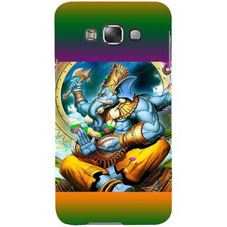 Ifasho Designer Back Case Cover For Samsung Galaxy E7 (2015) :: Samsung Galaxy E7 Duos :: Samsung Galaxy E7 E7000 E7009 E700F E700F/Ds E700H E700H/Dd E700H/Ds E700M E700M/Ds  (Ganesh St Petersburg Spiritual Tshirts Pudukkottai)