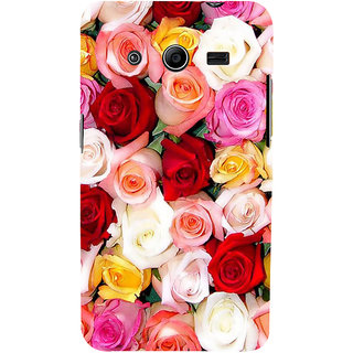 Ifasho Designer Back Case Cover For Samsung Galaxy Core 2 G355H :: Samsung Galaxy Core Ii :: Samsung Galaxy Core 2 Dual (Lotus Day Off Rose Incense Blossom   Bloom Flourish Develop)