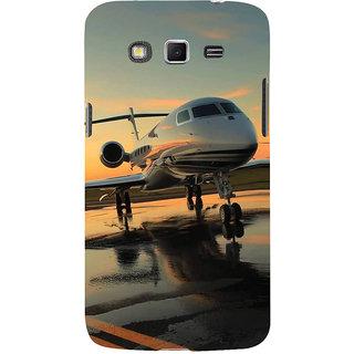 Ifasho Designer Back Case Cover For Samsung Galaxy Grand Neo I9060 :: Samsung Galaxy Grand Lite (Paper Plane Design Plane Engine Plane Bangles For Women)
