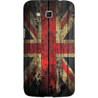 Ifasho Designer Back Case Cover For Samsung Galaxy Grand Neo Plus I9060I :: Samsung Galaxy Grand Neo+ (Old Age Alexandar Sikandar Flag)