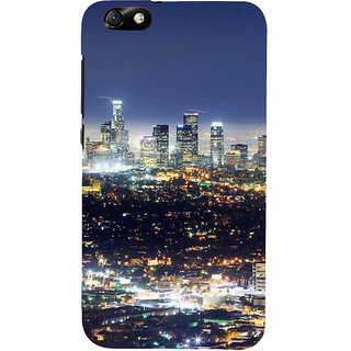IFasho Designer Back Case Cover For Huawei Honor 4X :: Huawei Glory Play 4X (Cities St Petersburg Russia Mysore)